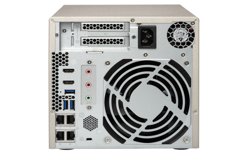 QNAP TVS-473e 0TB NAS-server