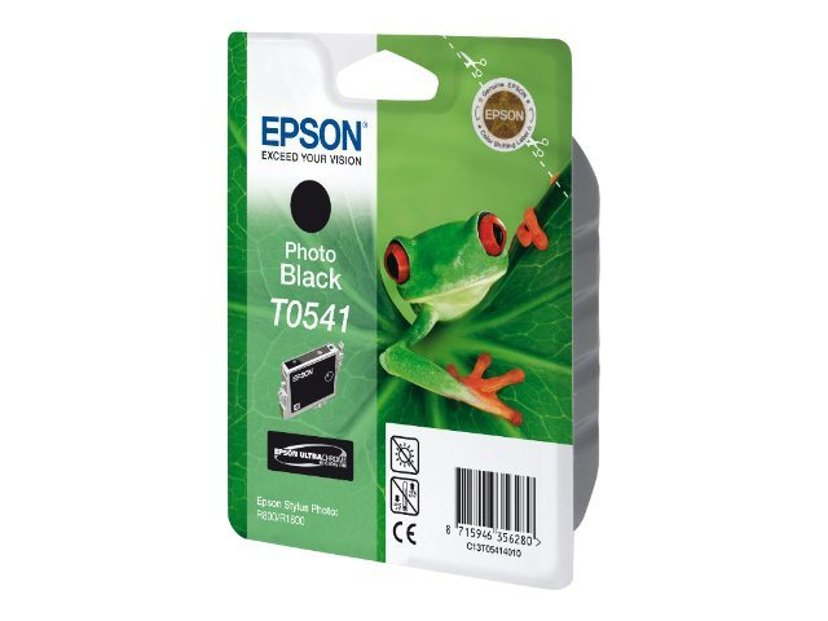 Epson Muste Kuva Musta - STYLUS Kuva R800
