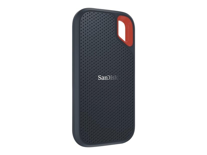 SanDisk Extreme 1TB Röd, Svart