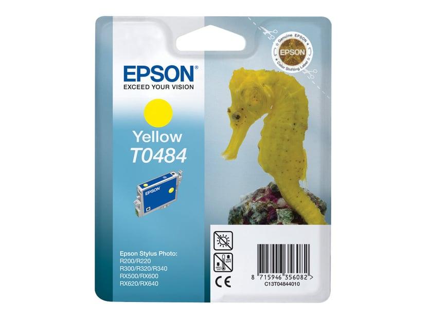Epson Blæk Gul - STYLUS Foto R300/RX300/500/600