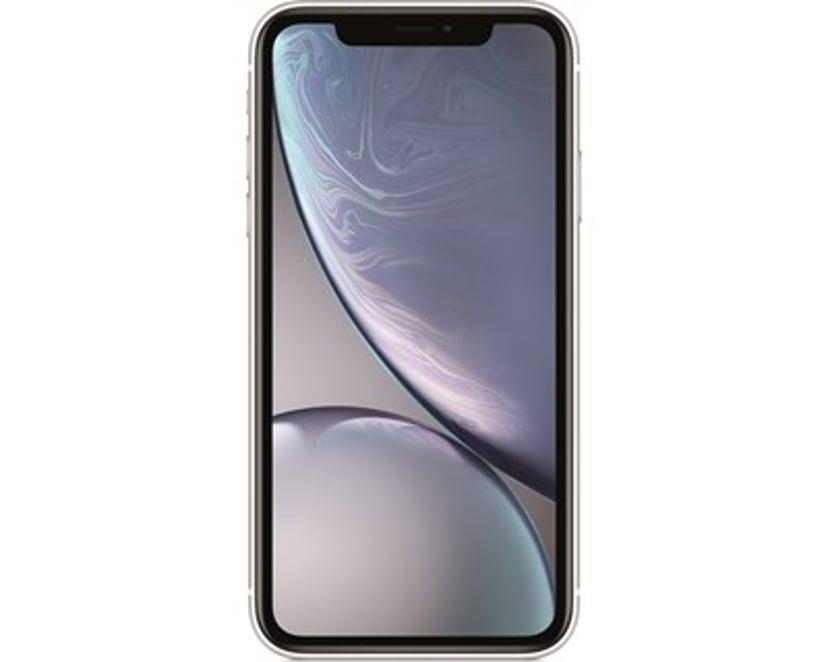Apple iPhone XR 64GB Dobbelt-SIM Hvit