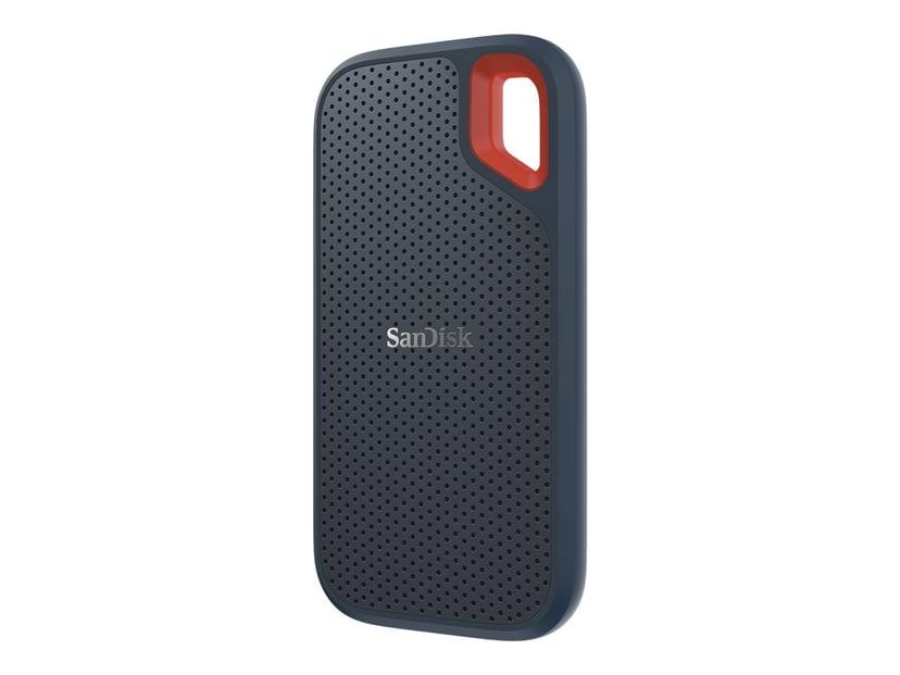 SanDisk Extreme 0.5TB Rood, Zwart