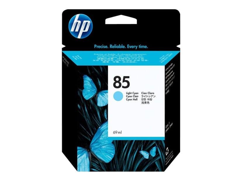 HP Blekk Ljus Cyan No.85 DNJ 30/130