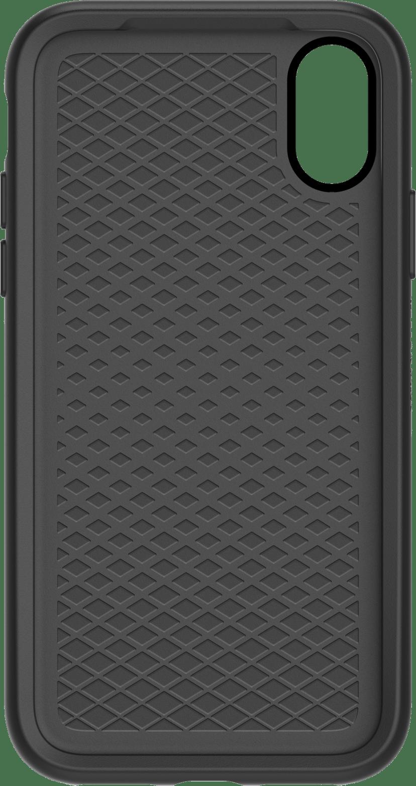 Otterbox Symmetry Series Svart iPhone X, iPhone Xs