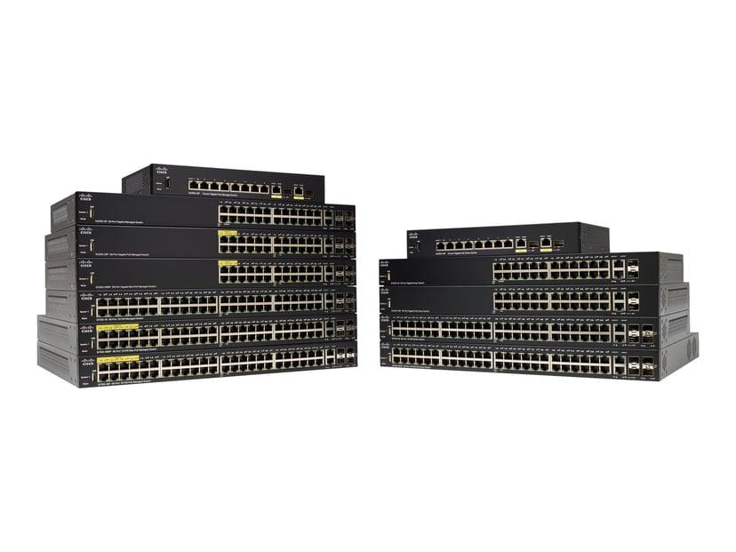 Cisco Small Business SG350-52P