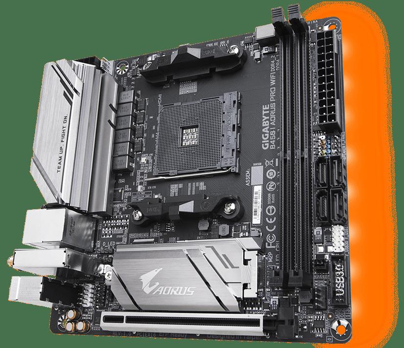 Gigabyte B450 Aorus I Pro WIFI Mini-ITX