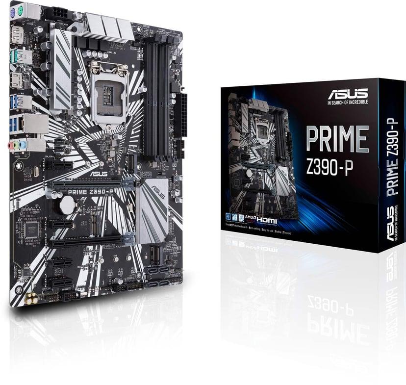 ASUS Prime Z390-P ATX Moderkort
