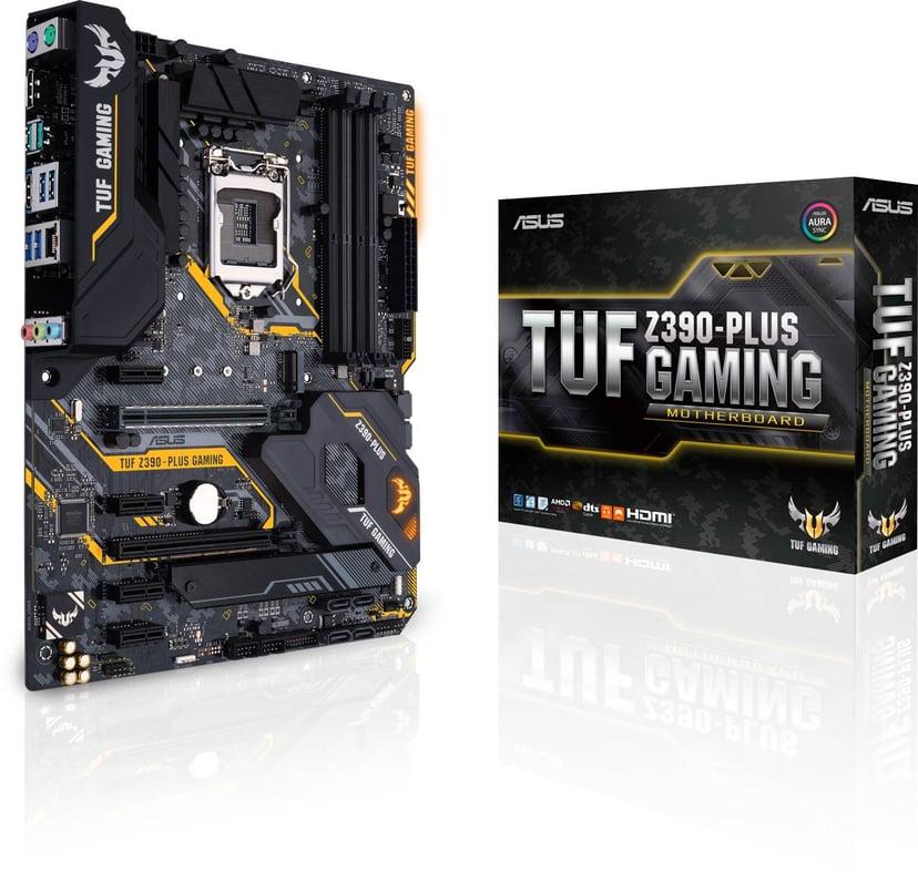 ASUS TUF Z390-Plus Gaming ATX Moderkort