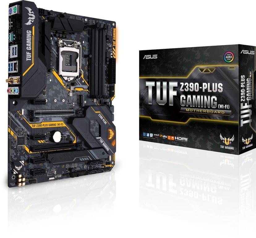 ASUS TUF Z390-Plus Gaming (Wi-FI) ATX Moderkort