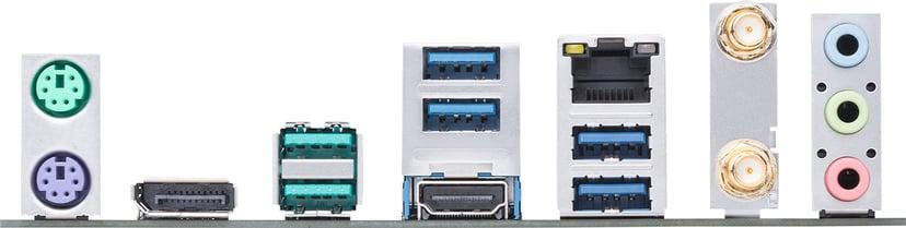 ASUS TUF Z390-Plus Gaming (Wi-FI) Emolevy ATX