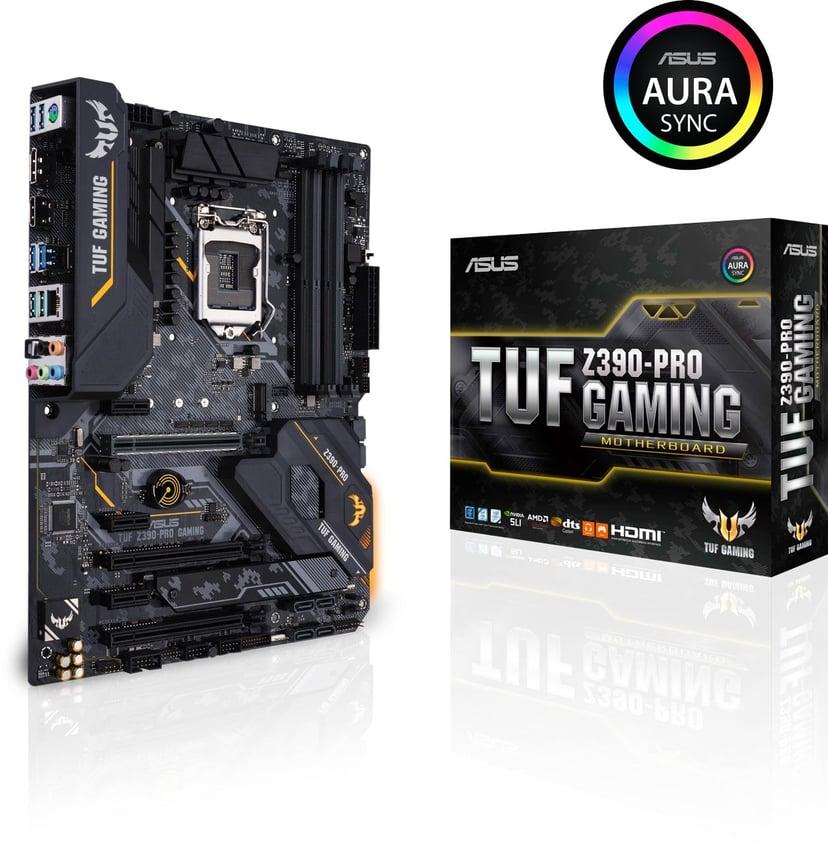 ASUS TUF Z390-Pro Gaming ATX Bundkort
