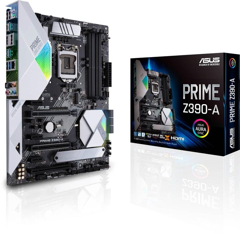 ASUS Prime Z390-A ATX Bundkort