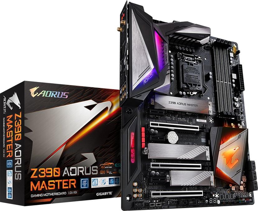 Gigabyte Z390 Aorus Master ATX