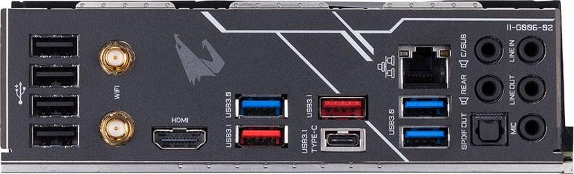 Gigabyte Z390 Aorus Pro WiFi ATX