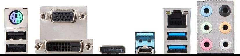 MSI Z390-A Pro ATX Emolevy