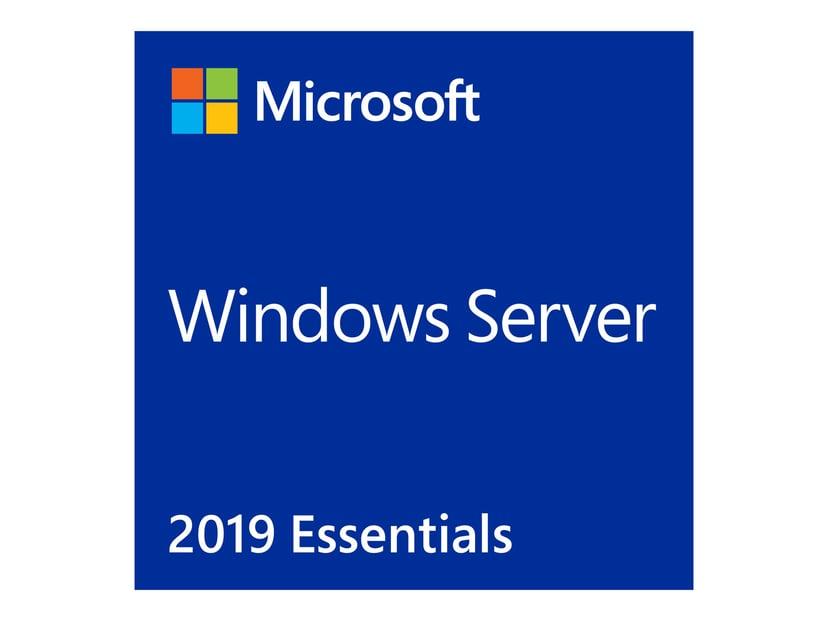 Microsoft Windows Server 2019 Essentials Licens