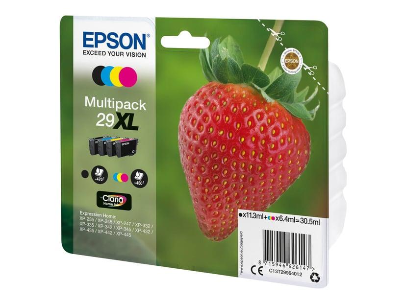 Epson Inkt Multipack (B/C/M/Y) 29Xl Claria - XP-332