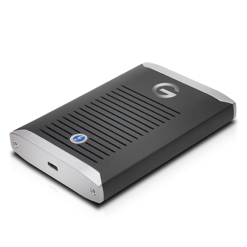 G-Technology G-DRIVE Mobile Pro 0.488TB Svart
