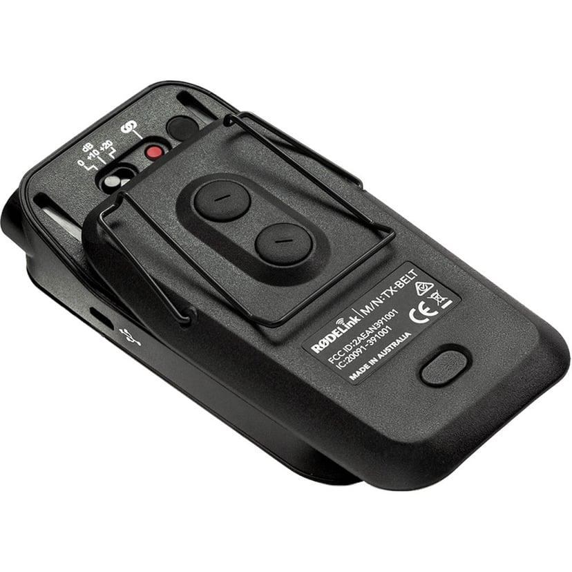 Røde Link TX-Belt Transmitter + Mosquito Microphone