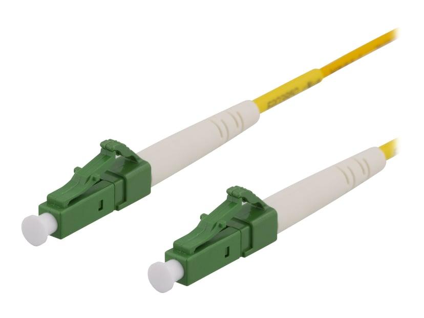 Deltaco Netværkskabel LC/APC LC/APC OS2 5m
