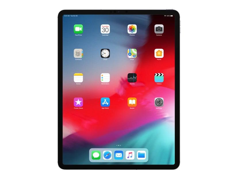 "Apple iPad Pro Wi-FI + Cellular (2018) 12,9"" A12X Bionic 256GB Avaruuden harmaa"