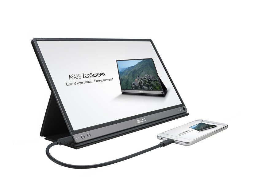 """ASUS ZenScreen GO MB16AP 15.6"""" 1920 x 1080 16:9"""
