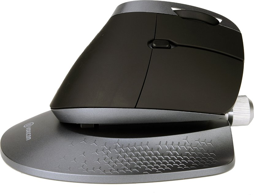 Voxicon Ergomouse M618X GX 3,200dpi Muis Draadloos Zwart