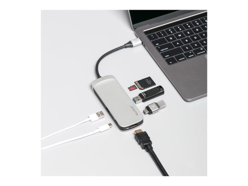 Kingston Nucleum Mini-dockningsenhet USB-C