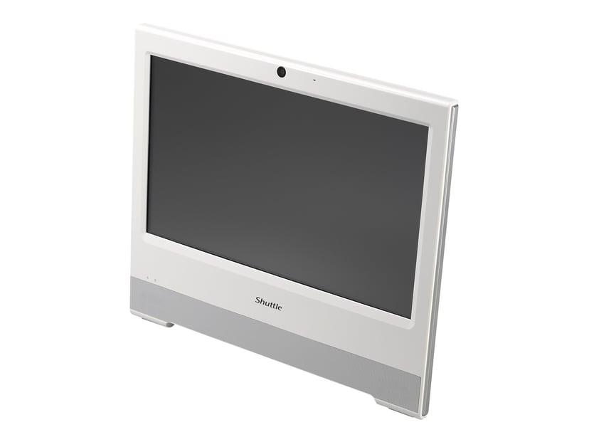 Shuttle POS X506 Cel 3865U 4GB/60GB SSD No OS White