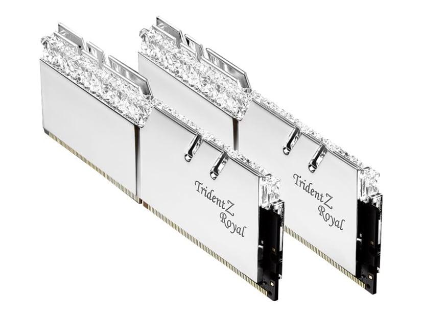 G.Skill Trident Z Royal Series 16GB 3,200MHz DDR4 SDRAM DIMM 288-pin