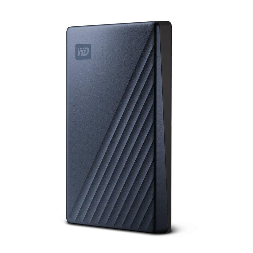 WD My Passport Ultra 2TB Blå