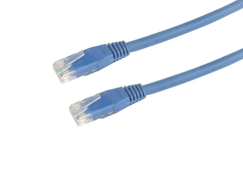 Prokord Network cable 10pcs RJ-45 RJ-45 CAT 6 1.5m Blauw