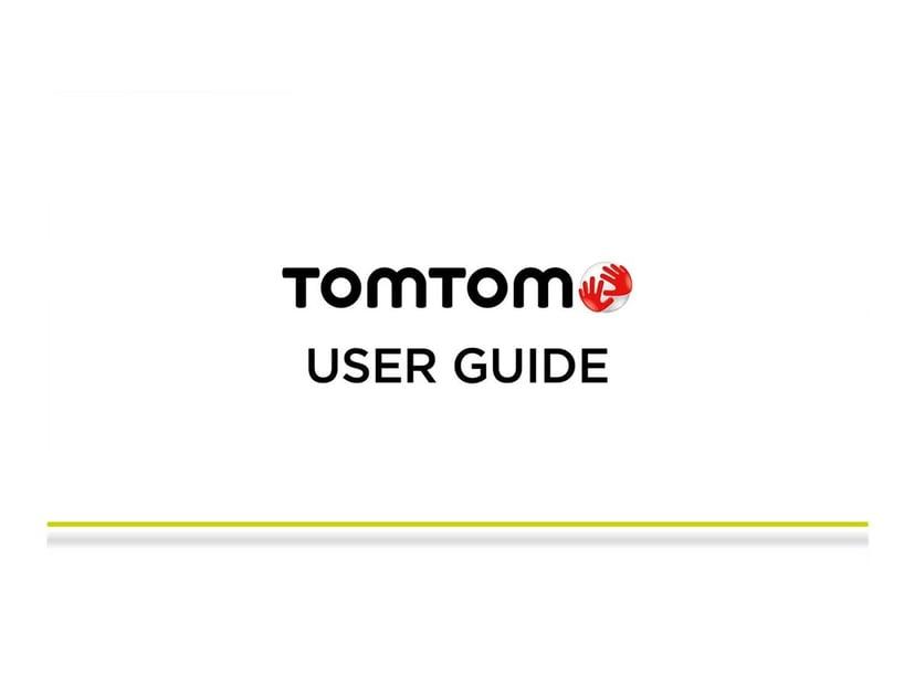 Tomtom GO Essential