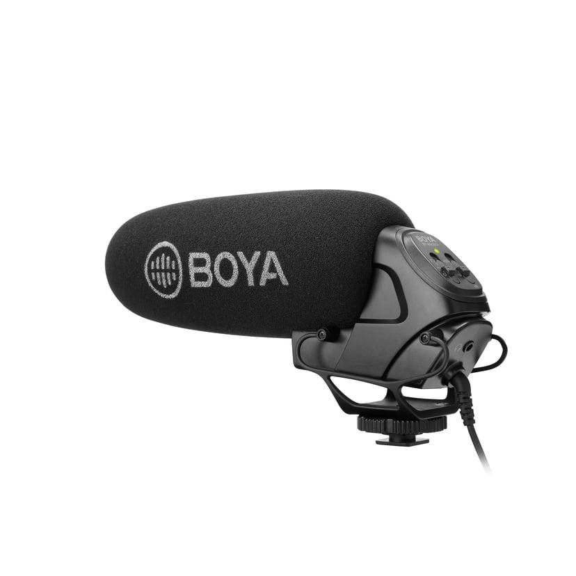 Boya BY-BM3031 Condensator 3,5mm Svart