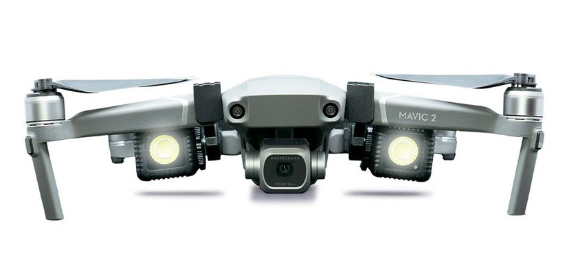 Lume Cube Drone Mounts For Mavic 2