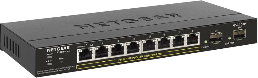 Netgear Pro GS310TP