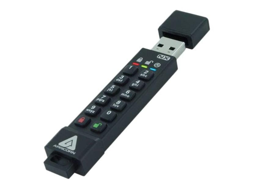 Apricorn Aegis Secure Key 3 NX 32GB USB 3.0 256-bit AES-XTS; FIPS 140-2 Level 3