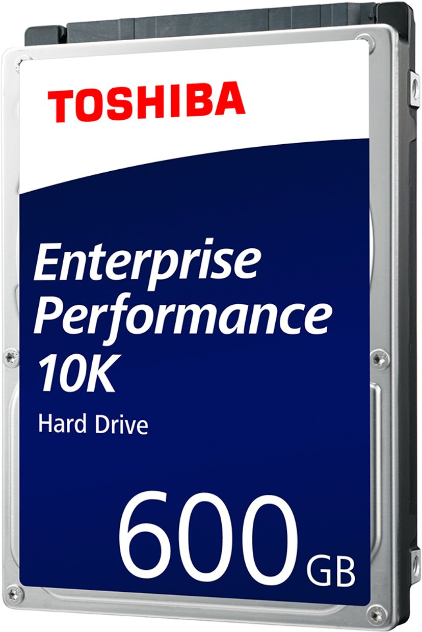 "Toshiba Enterprise Performance 512N 0.6TB 2.5"" Serial Attached SCSI 3"