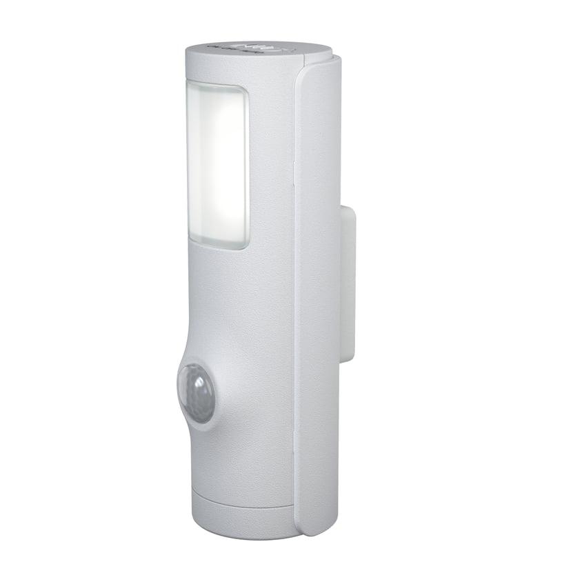 Osram NightLux Ficklampa Vit Med Batteri