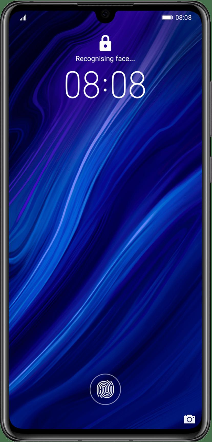 Huawei P30 128GB Dual-SIM Zwart