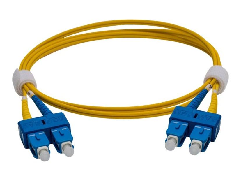 Pro Optix Koblingskabel SC/UPC SC/UPC OS1 2m