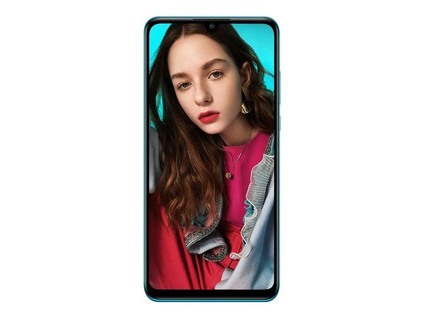 Huawei P30 lite 128GB Kaksois-SIM Riikinkukon sininen
