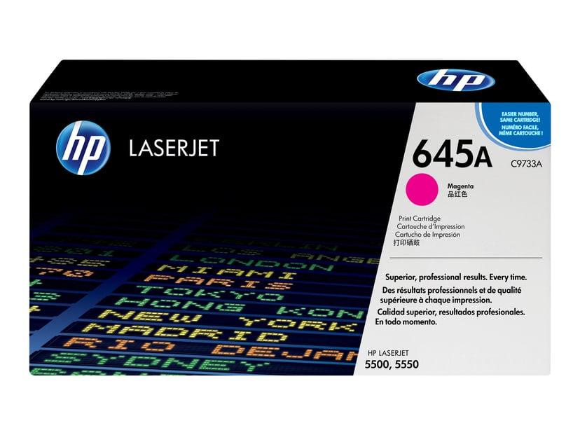 HP Värikasetti Magenta 12K - C9733A