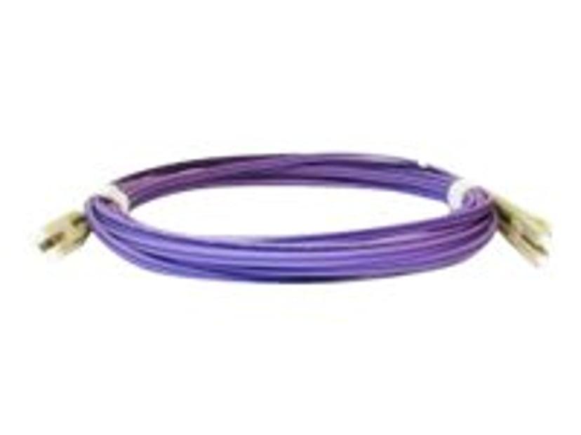 Pro Optix Koblingskabel LC/UPC LC/UPC OM4 3m