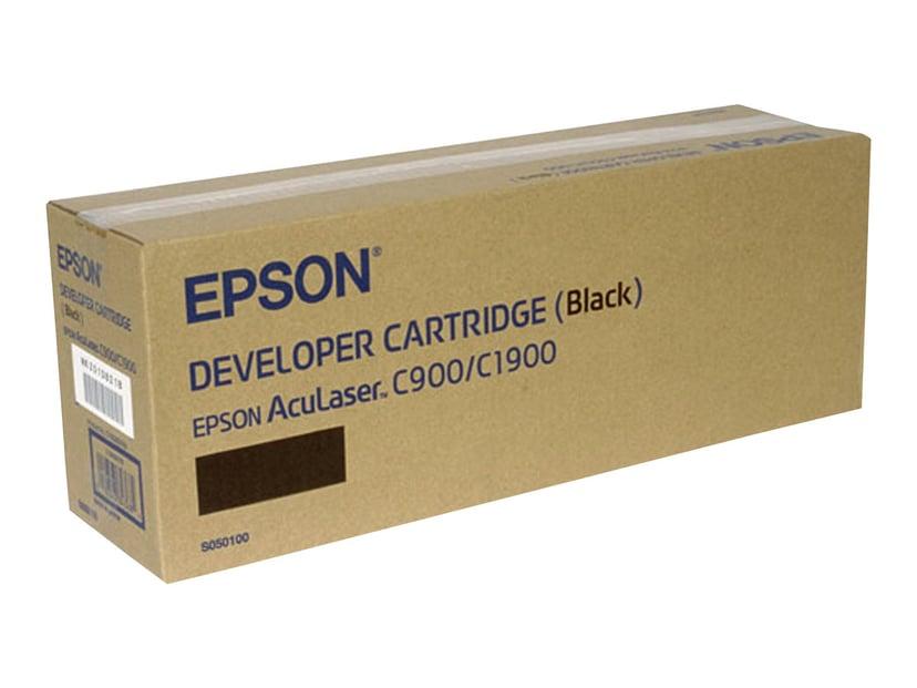 Epson Värikasetti Musta 6k - AL C900/C1900