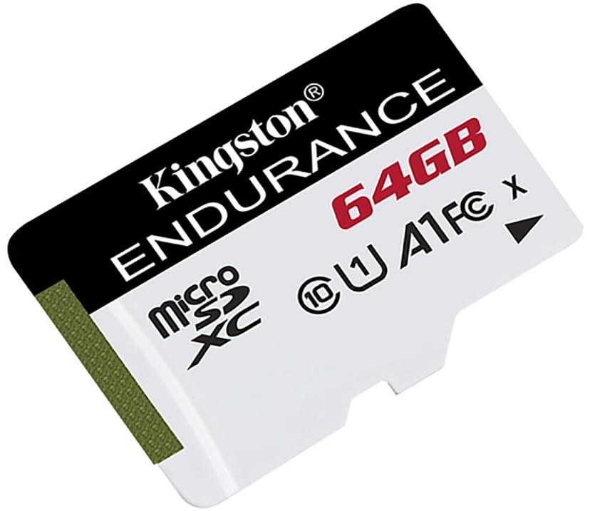 Kingston High Endurance 64GB Microsdxc 64GB microSDHC UHS-I-geheugenkaart
