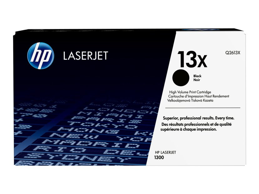 HP Toner Sort 4K - Q2613X