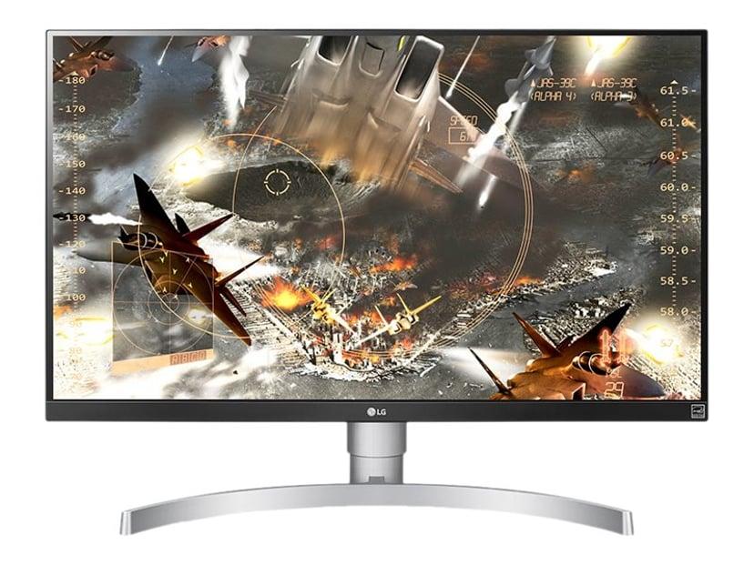 """LG 27UL650-W 27"""" 3840 x 2160 16:9 AMD FreeSync"""