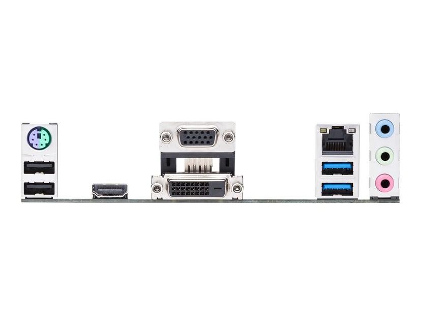 ASUS Prime H310I-PLUS R2.0/CSM Moderkort Mini ITX