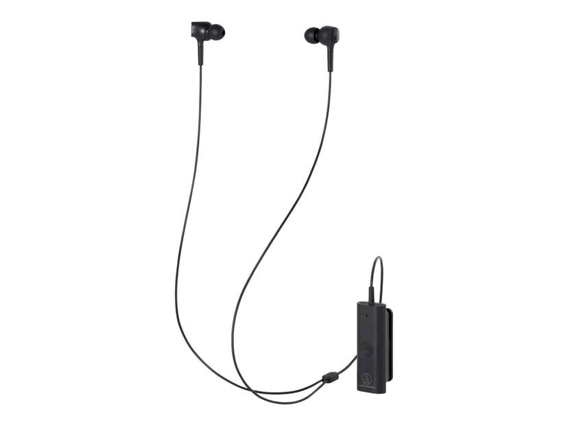 Audio-Technica Audio Technica Ath-Anc100btbk Wireless Nc Over-Ear Black Zwart